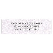 Baroque Address Labels