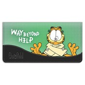 Garfield Attitude Leather Cover