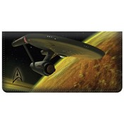 Star Trek Classic Leather Cover